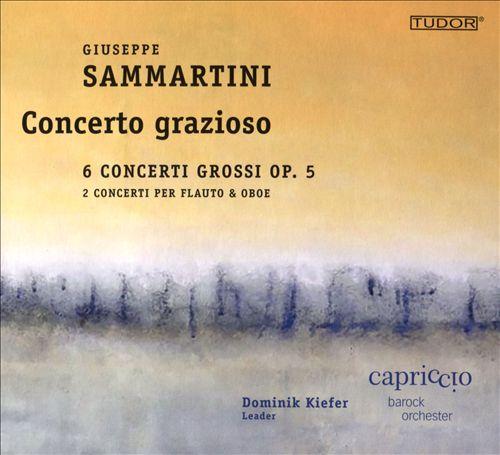 Giuseppe Sammartini: Concerto grazioso