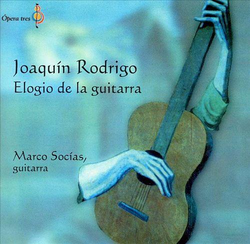 Rodrigo: Elogio de la Guitarra