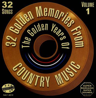 32 Golden Memories, Vol. 1