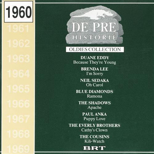 De Pre Historie: 1960, Vol. 1