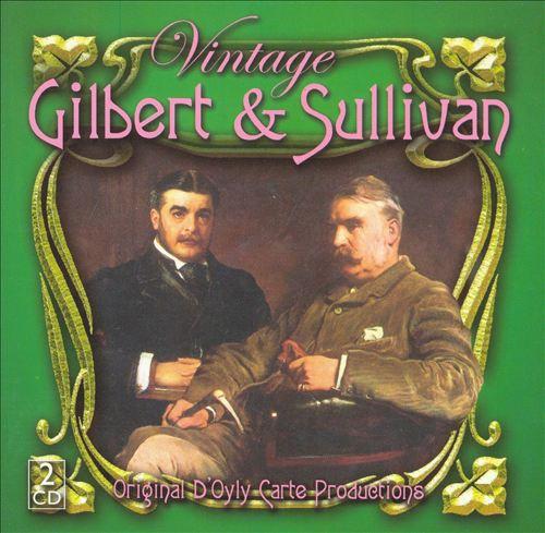 Vintage Gilbert & Sullivan