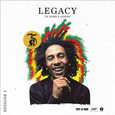 Bob Marley Legacy: 75 Years a Legend