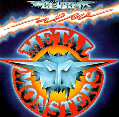 Masters of Metal: New Metal Monsters