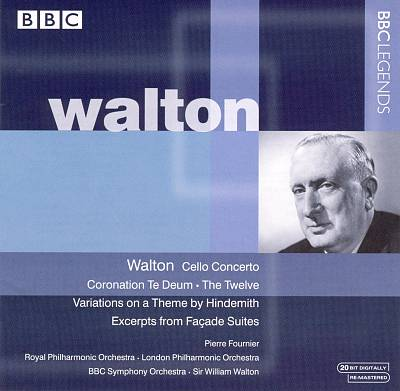 Walton: Cello Concerto; Coronation Te Deum