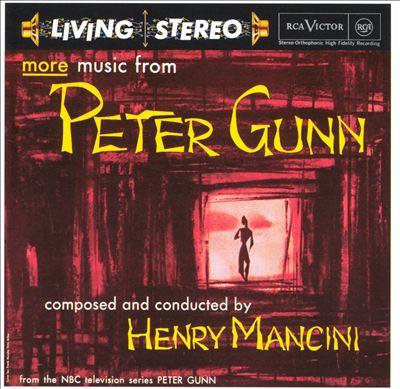 "More Music from ""Peter Gunn"""