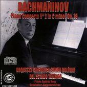 Rachmaninov: Piano Concerto No. 2 in C minor Op. 18