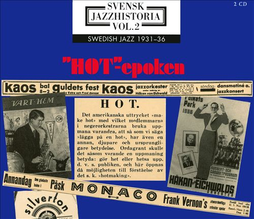Svensk Jazzhistoria, Vol. 2: