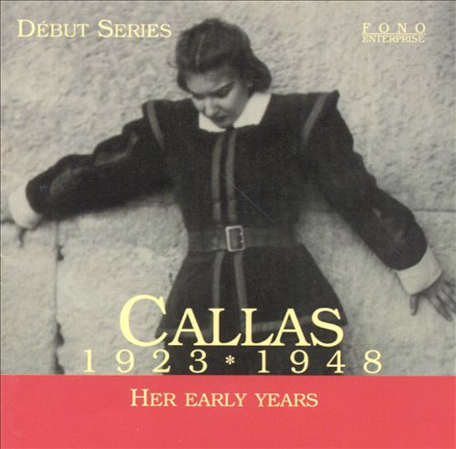 Her Early Years: 1923-1948