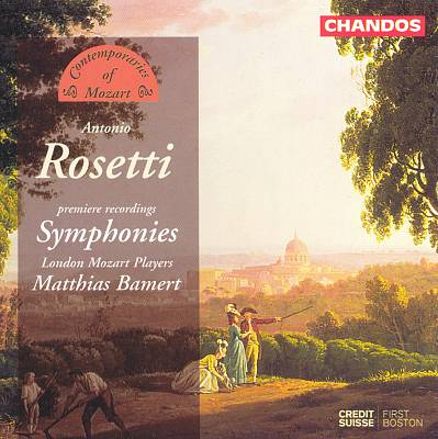 Rosetti: Symphonies