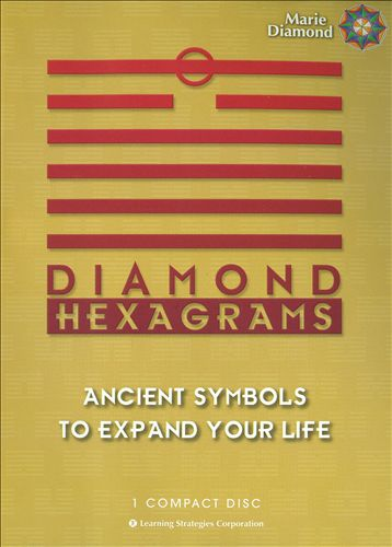 Diamond Hexagrams: Ancient Symbols to Expand Your Life
