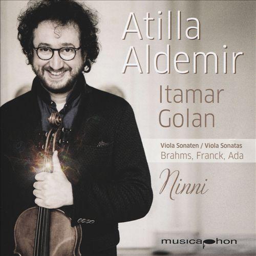Ninni: Viola Sonaten - Brahms, Franck, Ada