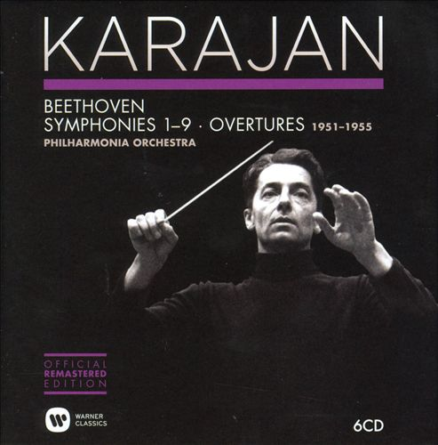 Beethoven: Symphonies Nos. 1-9; Overtures