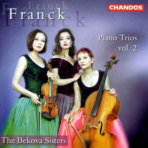 Franck: Piano Trios Vol. 2