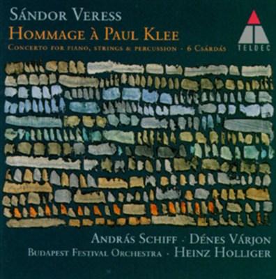Sándor Veress: Hommage à Paul Klee