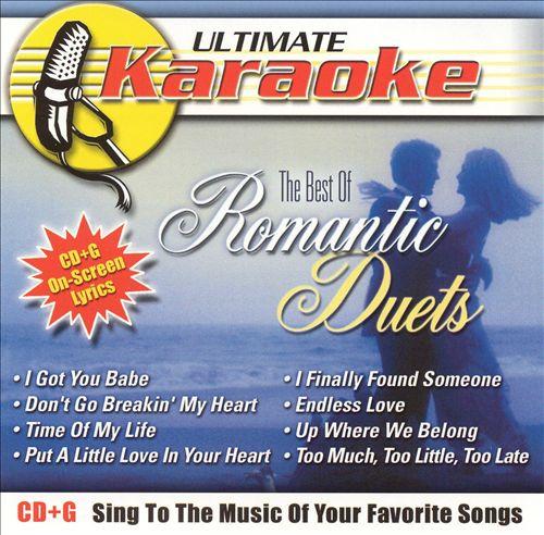 Karaoke: The Best of Romantic Duets
