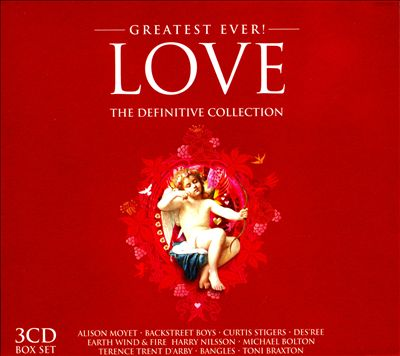 Greatest Ever! Love: The Definitive Collection