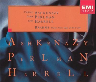 Brahms: Piano Trios Opp. 8, 87, & 101