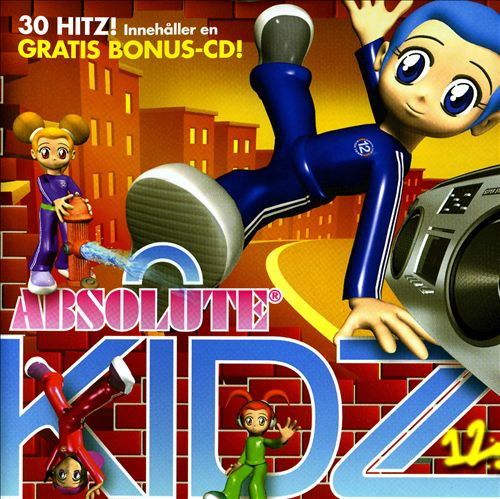 Absolute Kidz, Vol. 12