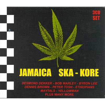 Jamaica Ska-Kore [Dressed To Kill]