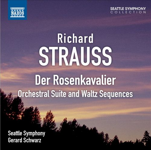 Richard Strauss: Der Rosenkavalier Orchestral Suite and Waltz Sequences