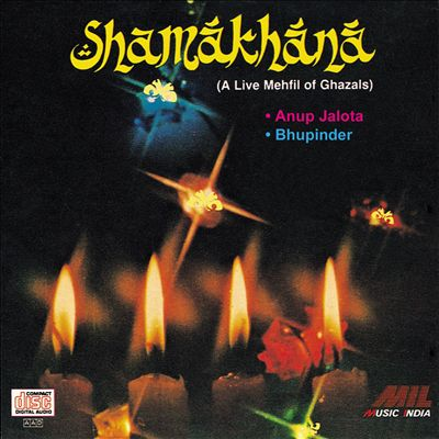 Shamakhana: A Live Mehfil of Ghazals