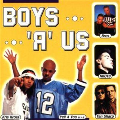 Boys 'R Us