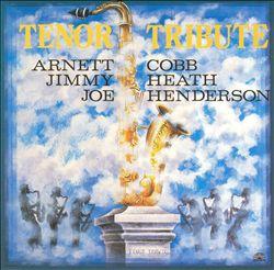 Tenor Tribute, Vol. 1
