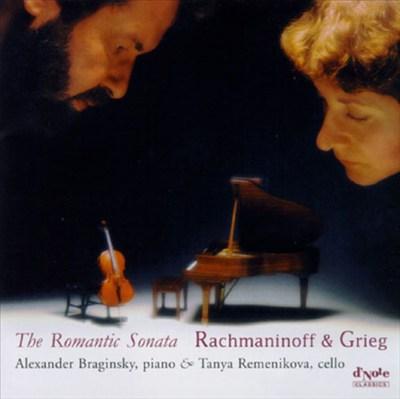 Rachmaninoff: Sonata in G minor; Grieg: Sonata in A minor