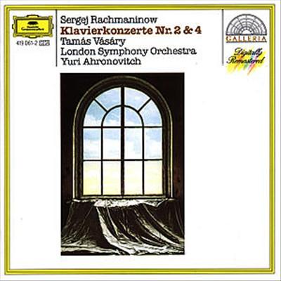 Sergey Rachmaninov: Klavierkonzerte Nos. 2 & 4