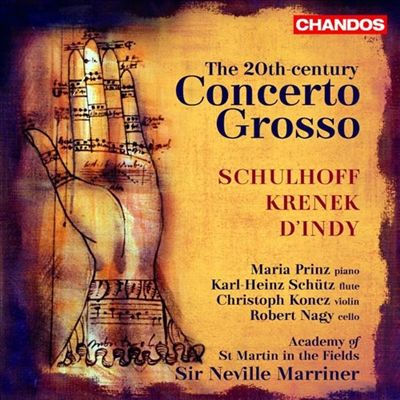 20th Century Concerto Grosso