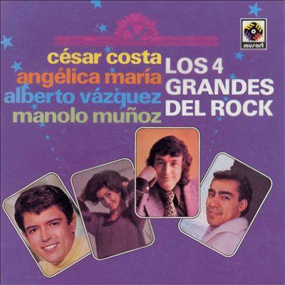 Los 4 Grandes del Rock
