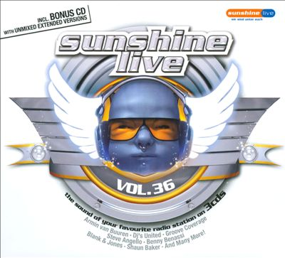 Sunshine Live, Vol. 36
