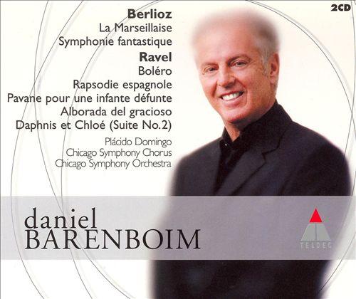 Berlioz: La Marseillaise; Symphonie fantastique; Ravel: Boléro; Rapsodie espagnole; Etc.