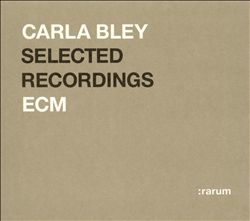 Selected Recordings (Rarum XV)