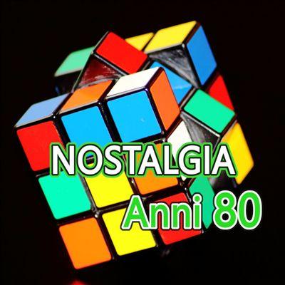 Nostalgia Anni 80's