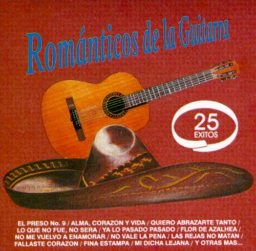 Romanticos de la Guitarra