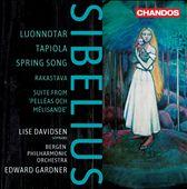 Sibelius: Luonnotar; Tapiola;…