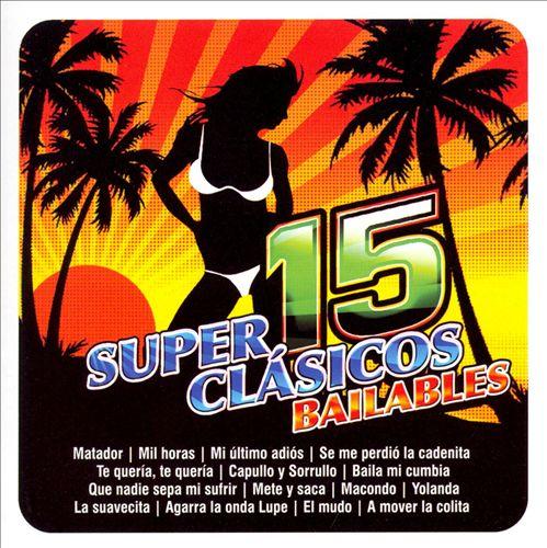 15 Superexitos Bailables