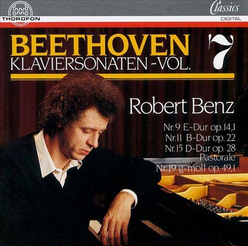 Beethoven: Klaviersonaten, Vol. 7