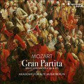 Mozart: Gran Partita -…
