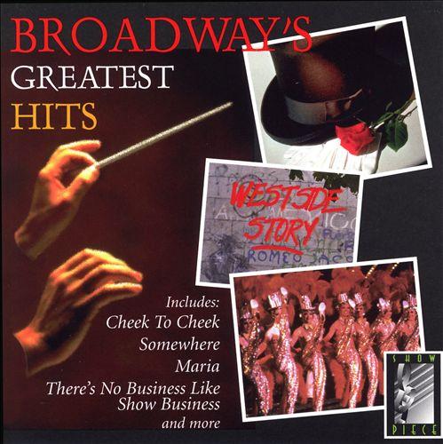 The Best of Broadway [Intersound]