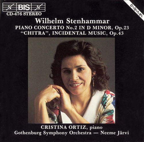 Wilhelm Stenhammer: Piano Concerto No. 2;