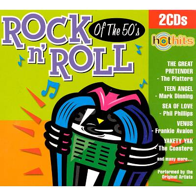 Hot Hits: Rock N' Roll of the 50's