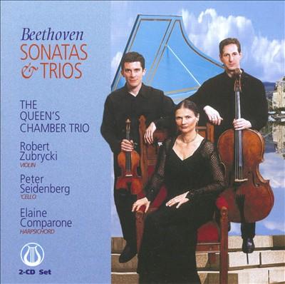 Beethoven: Sonatas & Trio