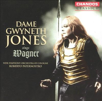 Dame Gwyneth Jones sings Wagner