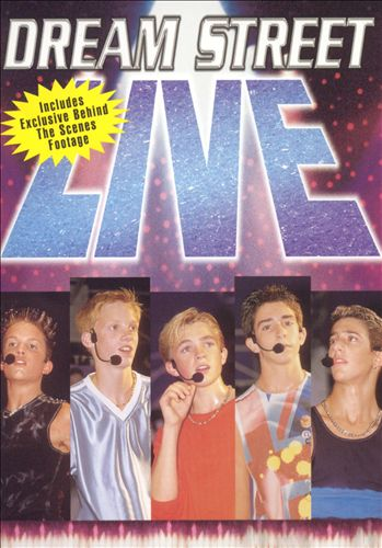 Dream Street: Live [Video/DVD]