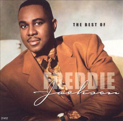 The Best of Freddie Jackson [Platinum Disc]