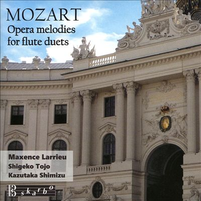 Mozart: Opera Melodies for Flute Duets