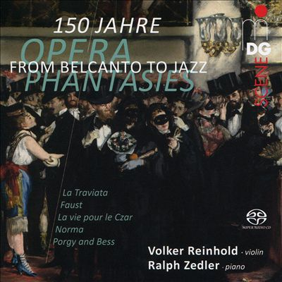 From Belcanto to Jazz: Opera Phantasies 150 Jahre