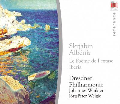 Isaac Albéniz: Iberia; Alexander Skrjabin: Le Poeme de l'extase